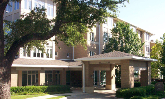 assisted living residences at CC Young senior living