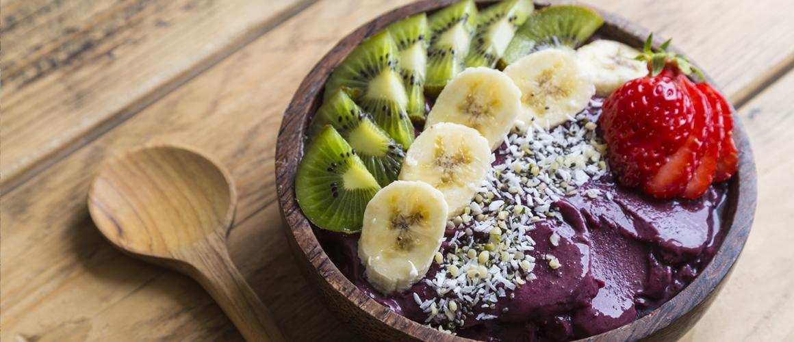Fruit Acai Bowl