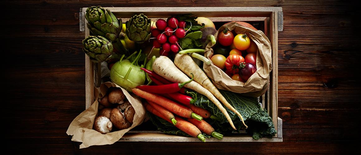 Healthy Vegetable Diet