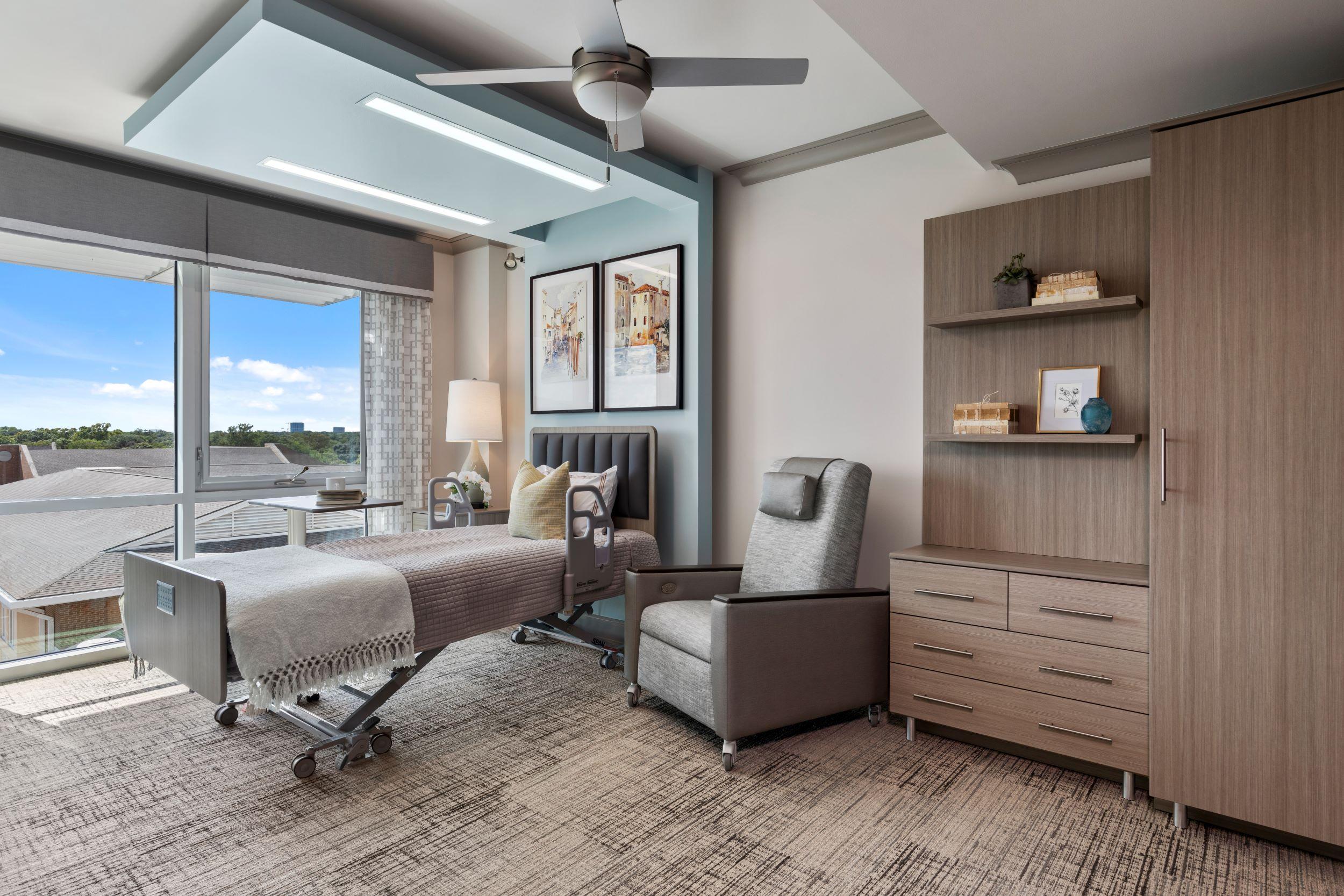 Vista Rehab Room